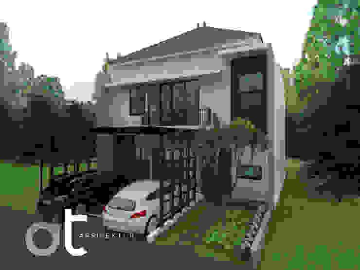 Дома в стиле модерн от Rumah Desain Tropis Модерн