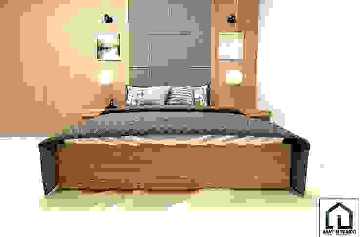 design interior bedroom 1 at kota legenda cibubur Oleh Aray Interindo