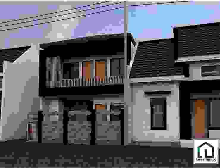 design fasade at klender jakarta timur Oleh Aray Interindo