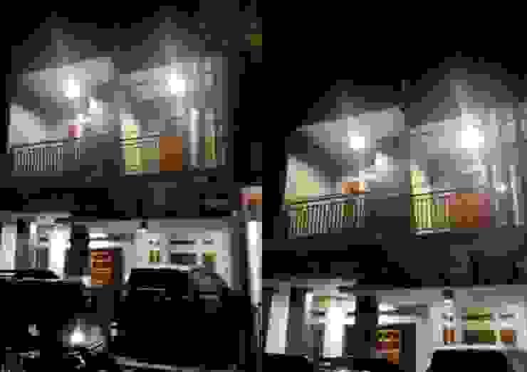 design dan renovasi fasade at cipondoh tanggerang Oleh Aray Interindo
