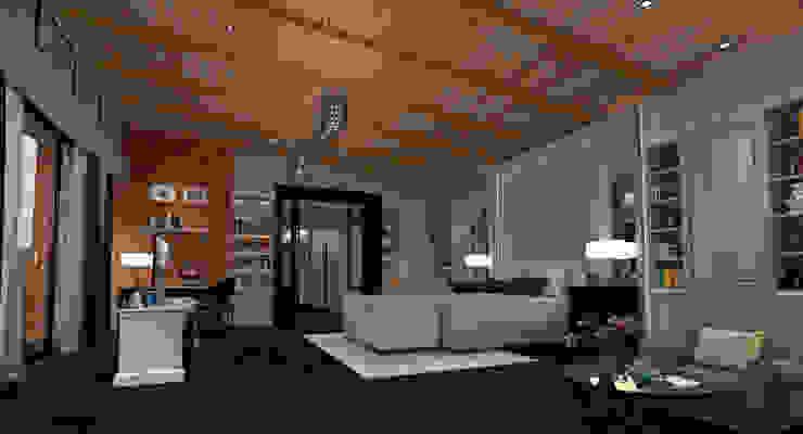 Korn House โดย Pilaster Studio Design