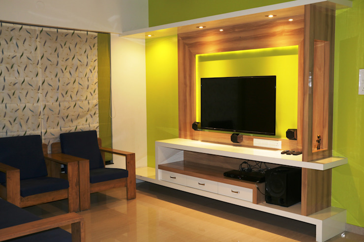 RESIDENTIAL 2BHK House in Pune:   by YAAMA intart,