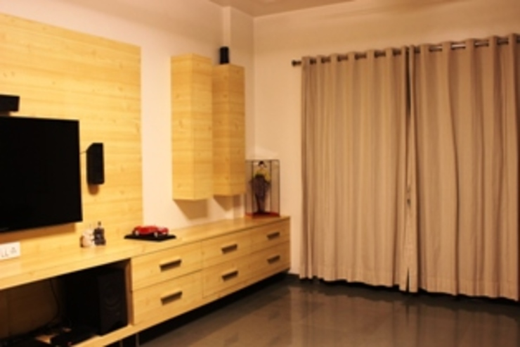 RESIDENTIAL 3BHK- Pune:   by YAAMA intart,