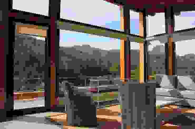 Estar de Aguirre Arquitectura Patagonica Moderno