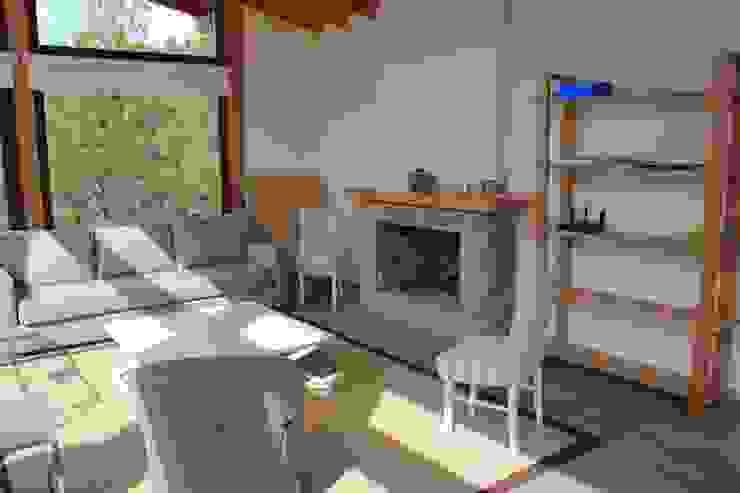 Hogar de Aguirre Arquitectura Patagonica Moderno