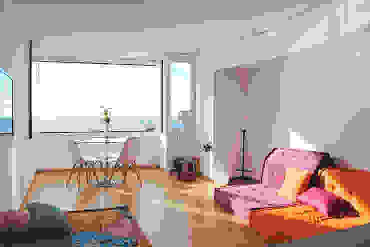 LOFT 53 Comedores de estilo minimalista de Loft 26 Minimalista Madera Acabado en madera