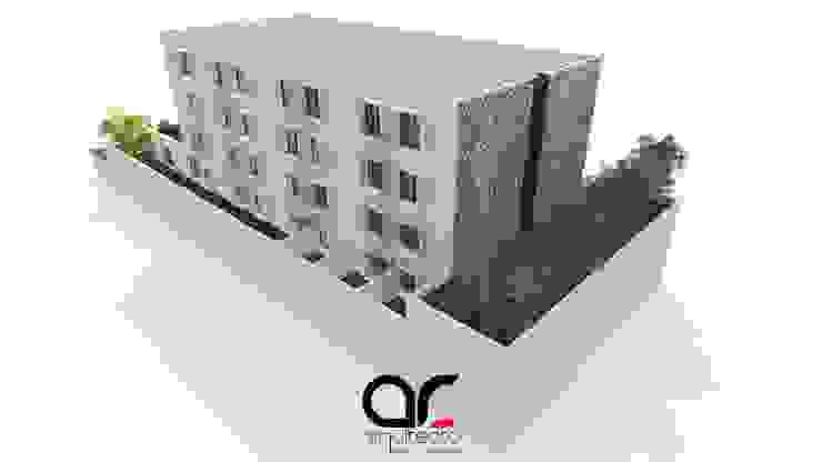 โดย arcq.o | rui costa & simão ferreira arquitectos, Lda.