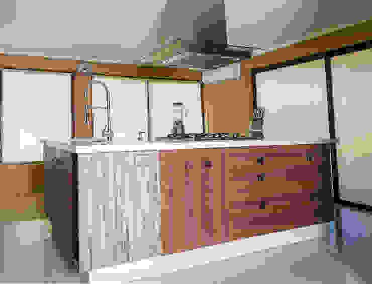 Cocina Colina de Innova Design Moderno Aglomerado