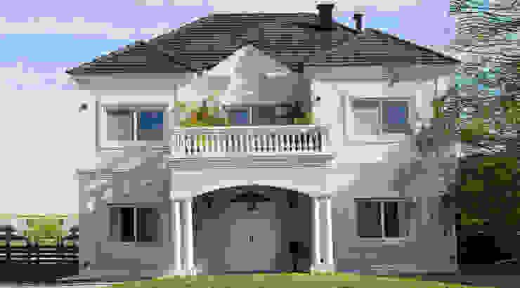 Casa San Isidro Labrador Casas clásicas de ARQCONS Arquitectura & Construcción Clásico