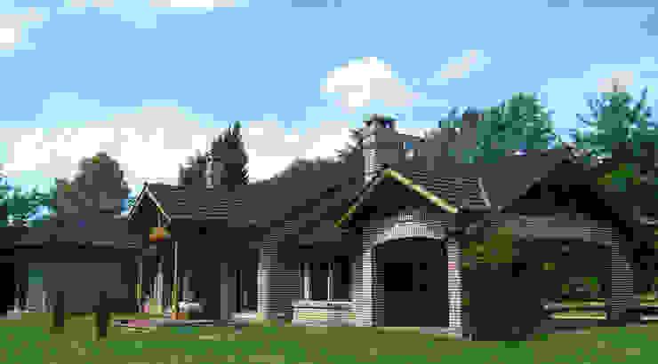 Casas clásicas de ARQCONS Arquitectura & Construcción Clásico