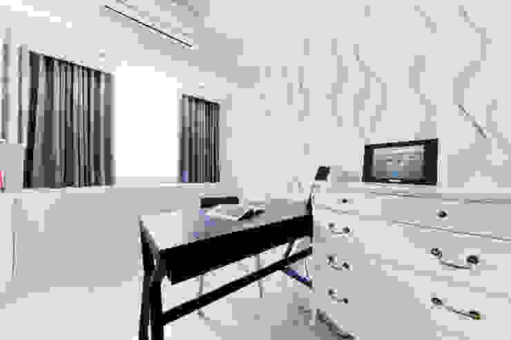 黑與白的簡約 根據 好室佳室內設計