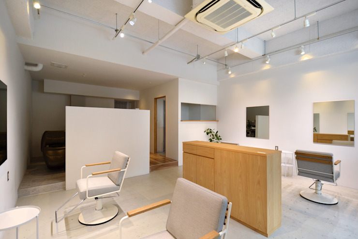 TRANSFORM 株式会社シーエーティ Commercial Spaces