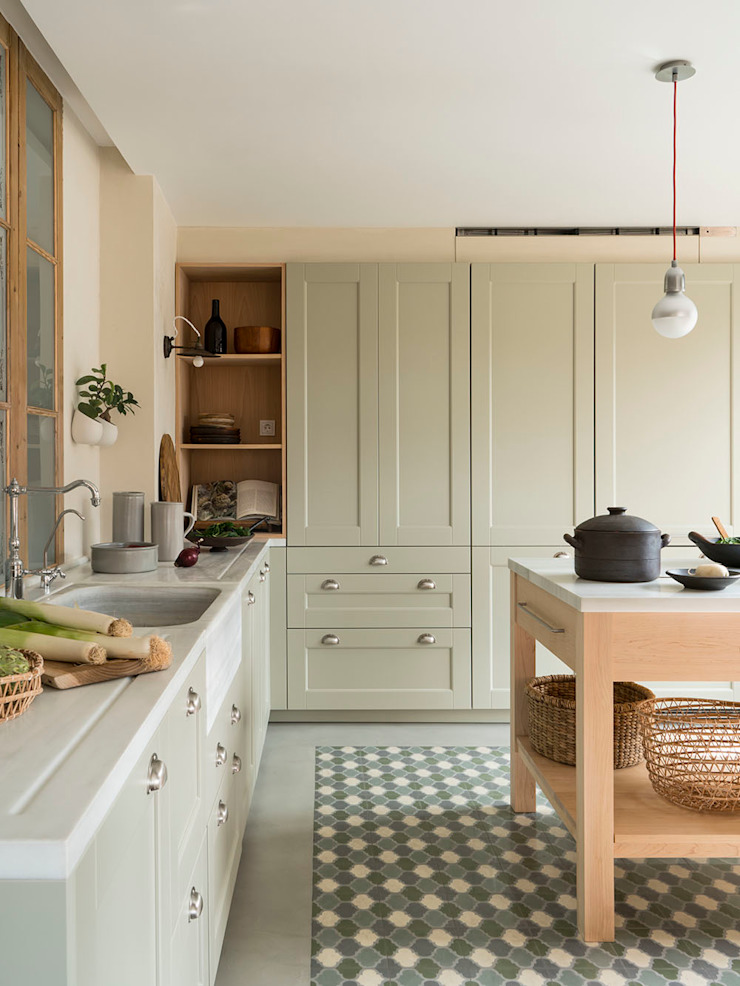 The Room Studio Built-in kitchens