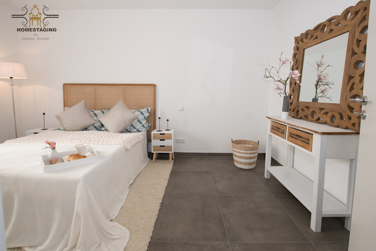country  by HOMESTAGING Sandra Fischer, Country Wood Wood effect