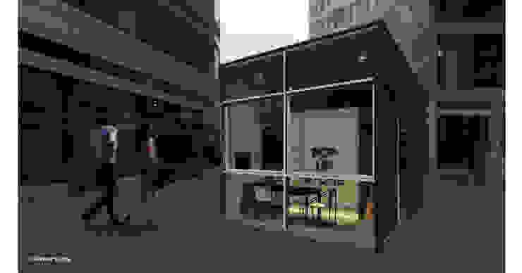 快閃屋設計 / 展示屋設計 / Model House / Pop-up store 根據 Redblade Design / 刀赤空間設計工作室
