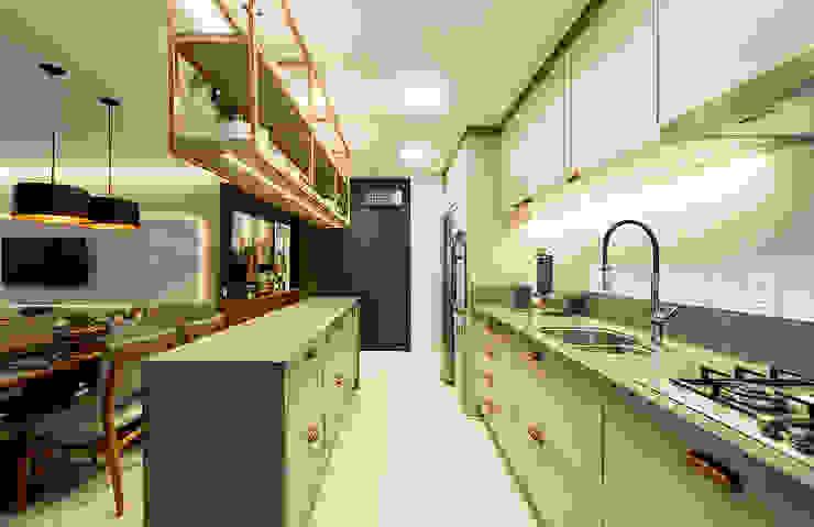 Cozinha Cozinhas modernas por Espaço do Traço arquitetura Moderno