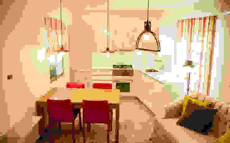 DC PROJECTS Diseño de interior Málaga Вітальня