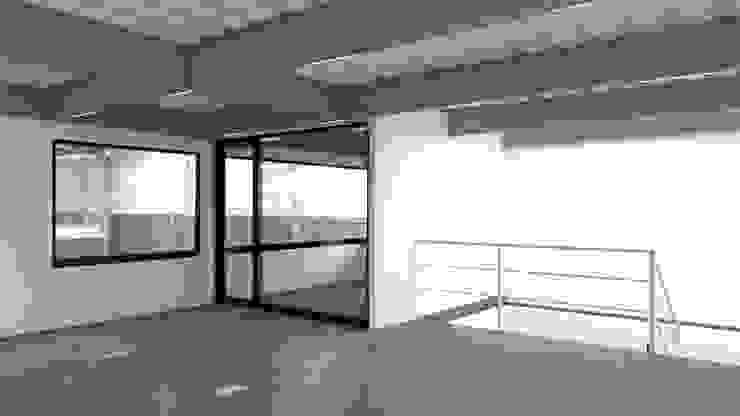 V Arquitectura Minimalist study/office White