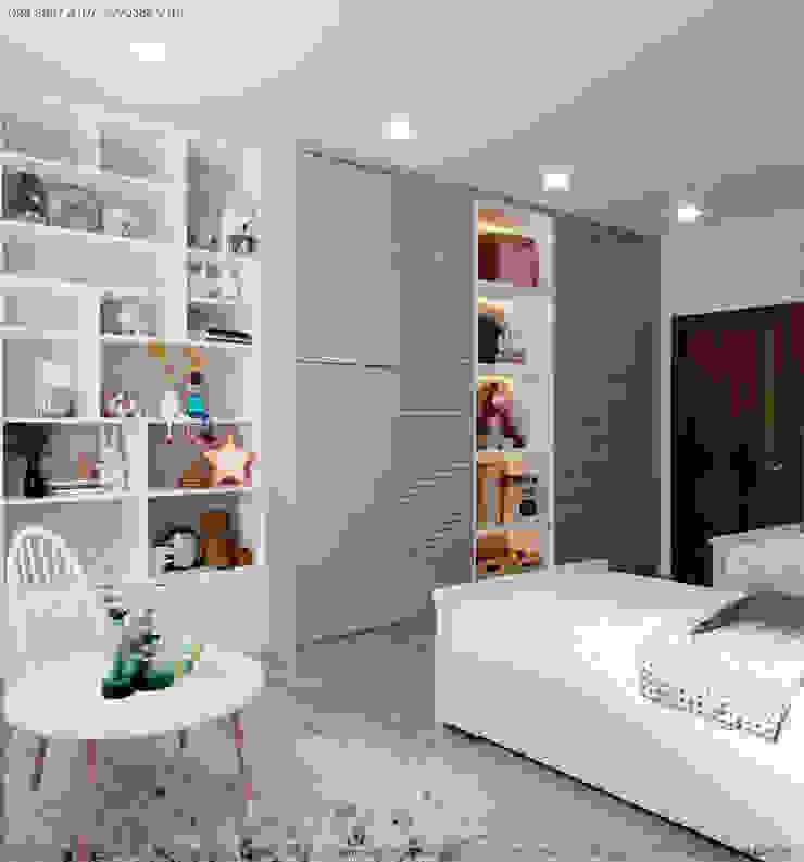 Thiết kế nội thất Penthouse HO17129 bởi Bel Decor