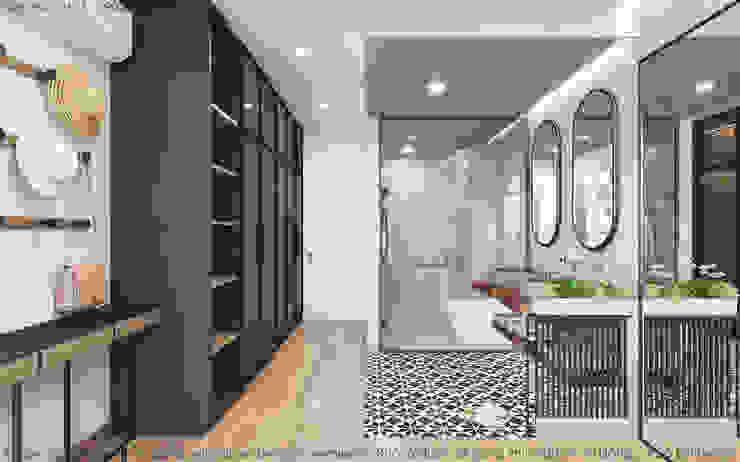 Thiết kế nội thất Penthouse HO1852 bởi Bel Decor
