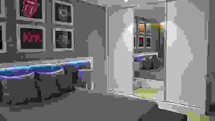 Schlafzimmer von Atelier Kátia Koelho,