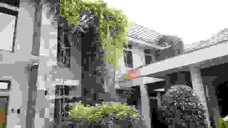 Granite Cladding Hardik Soni Architects Passive house