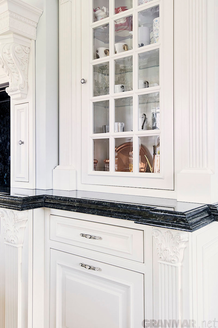 GRANMAR Borowa Góra - granit, marmur, konglomerat kwarcowy Dining roomDressers & sideboards Granite