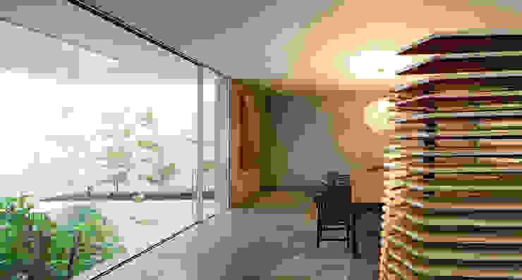 モダンデザインの ダイニング の AGi architects arquitectos y diseñadores en Madrid モダン