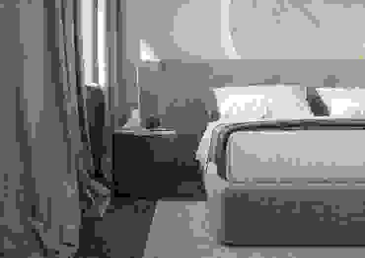 Dormitorios de estilo ecléctico de ANARCHY DESIGN Ecléctico Madera Acabado en madera