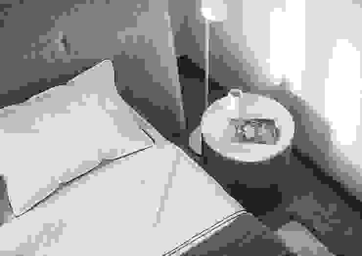 Dormitorios de estilo ecléctico de ANARCHY DESIGN Ecléctico Mármol