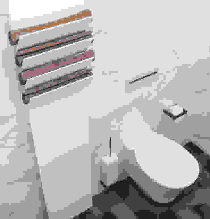 Baños de estilo ecléctico de ANARCHY DESIGN Ecléctico Cerámico