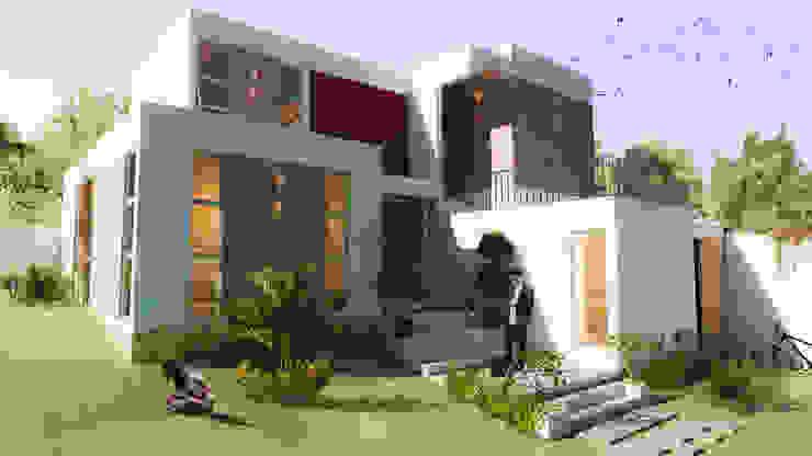 Casa para venta Casas mediterráneas de Vintark arquitectura Mediterráneo