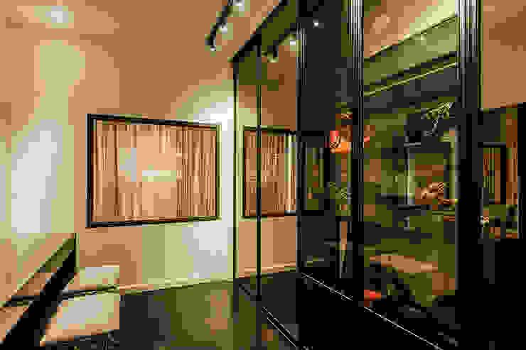 The Grove, Lakefield Studio BEVD Asian style dressing rooms
