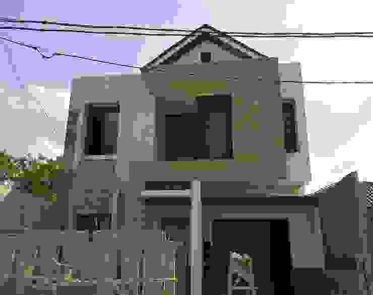 Kondisi Bangunan Menjelang Finishing Oleh homify Modern