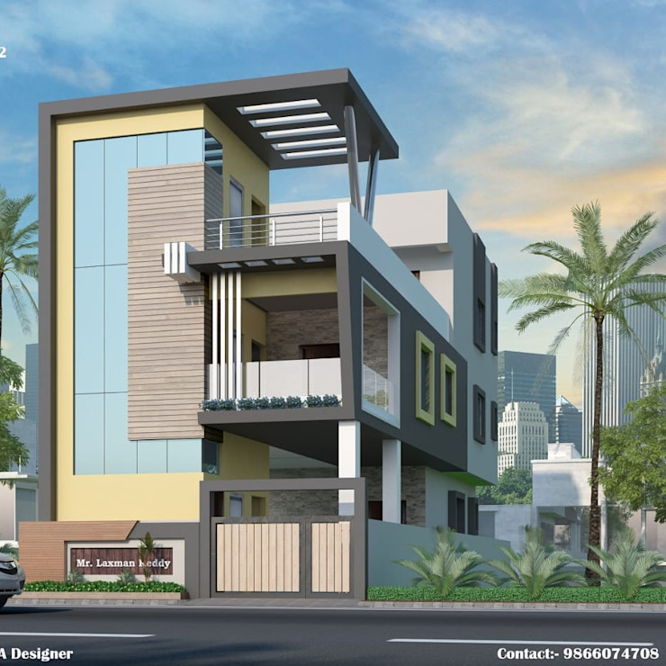 Exteriors and Architectural Classic style houses by M.A Constructions Classic