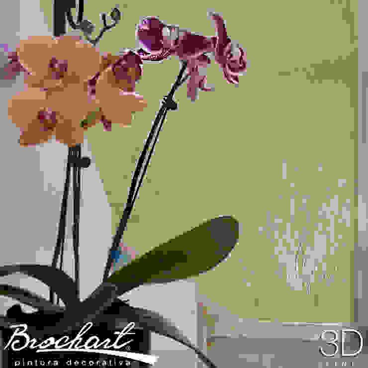 Técnica Infinito © de Brochart pintura decorativa Clásico