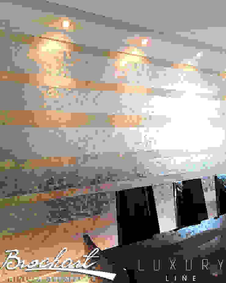 Técnica Espejo de Plata © de Brochart pintura decorativa Moderno
