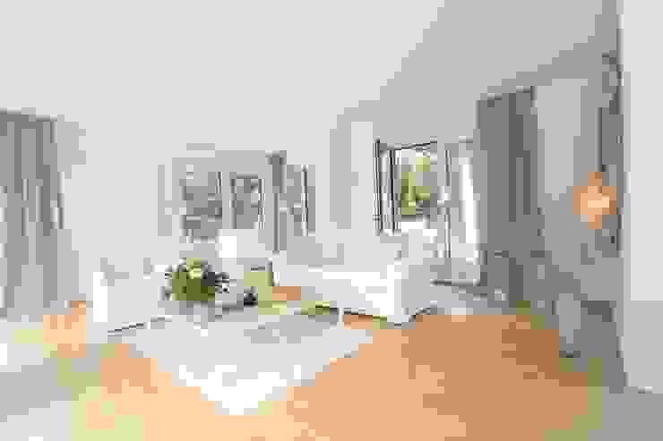 Münchner home staging Agentur GESCHKA Living room