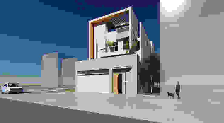 L House 根據 尋樸建築師事務所 簡約風