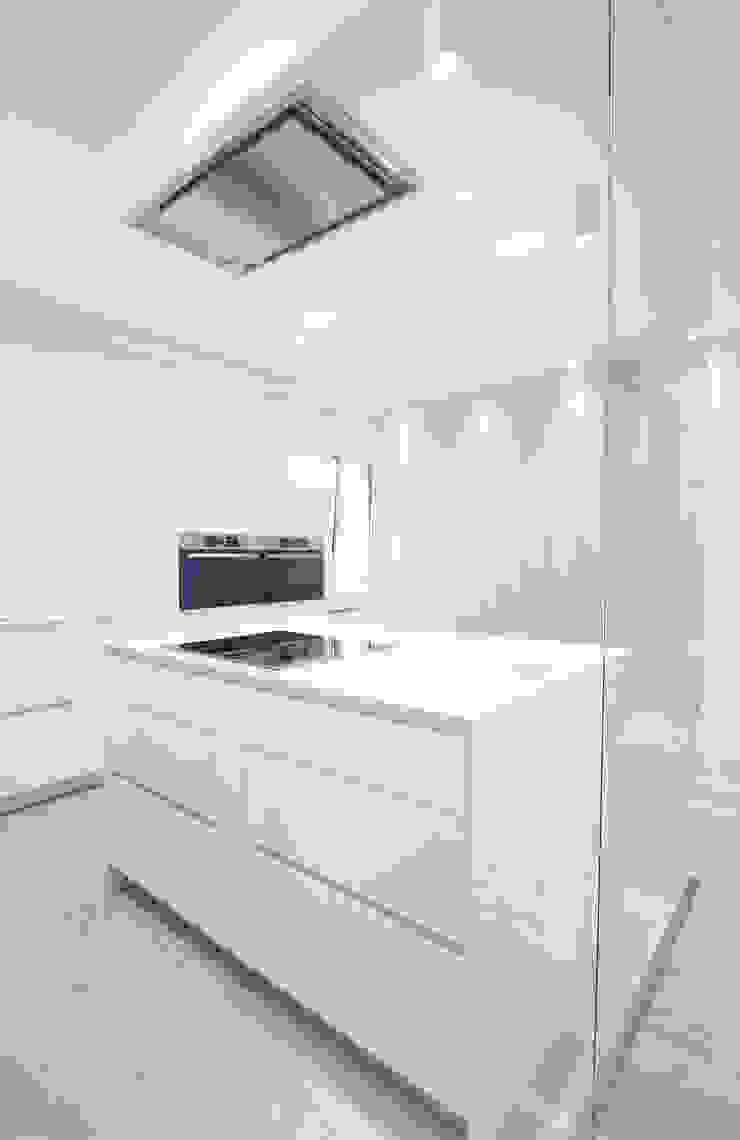 Bocetto Interiorismo y Construcción Cocinas de estilo moderno