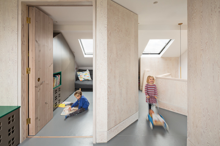 The Etch House Modern Kid's Room by Fraher and Findlay Modern