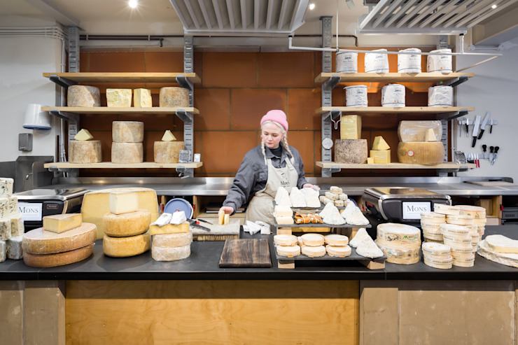 Mons Cheese by Fraher and Findlay Industrial