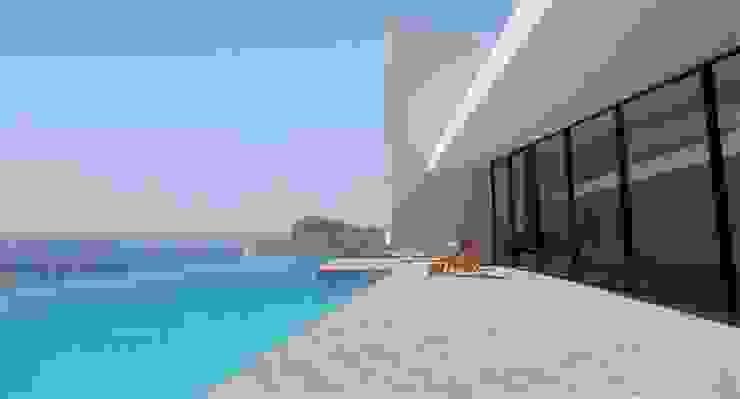 by MASR | Estudio de arquitectura Minimalist