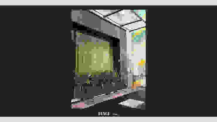 Fence Paris Balkon, Veranda & TerrasseAccessoires und Dekoration