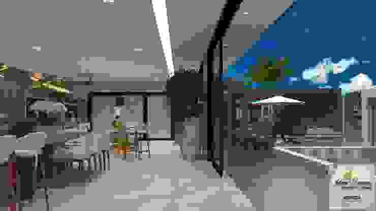 Spa modernos de Juliana Saraiva Arquitetura & Interiores Moderno