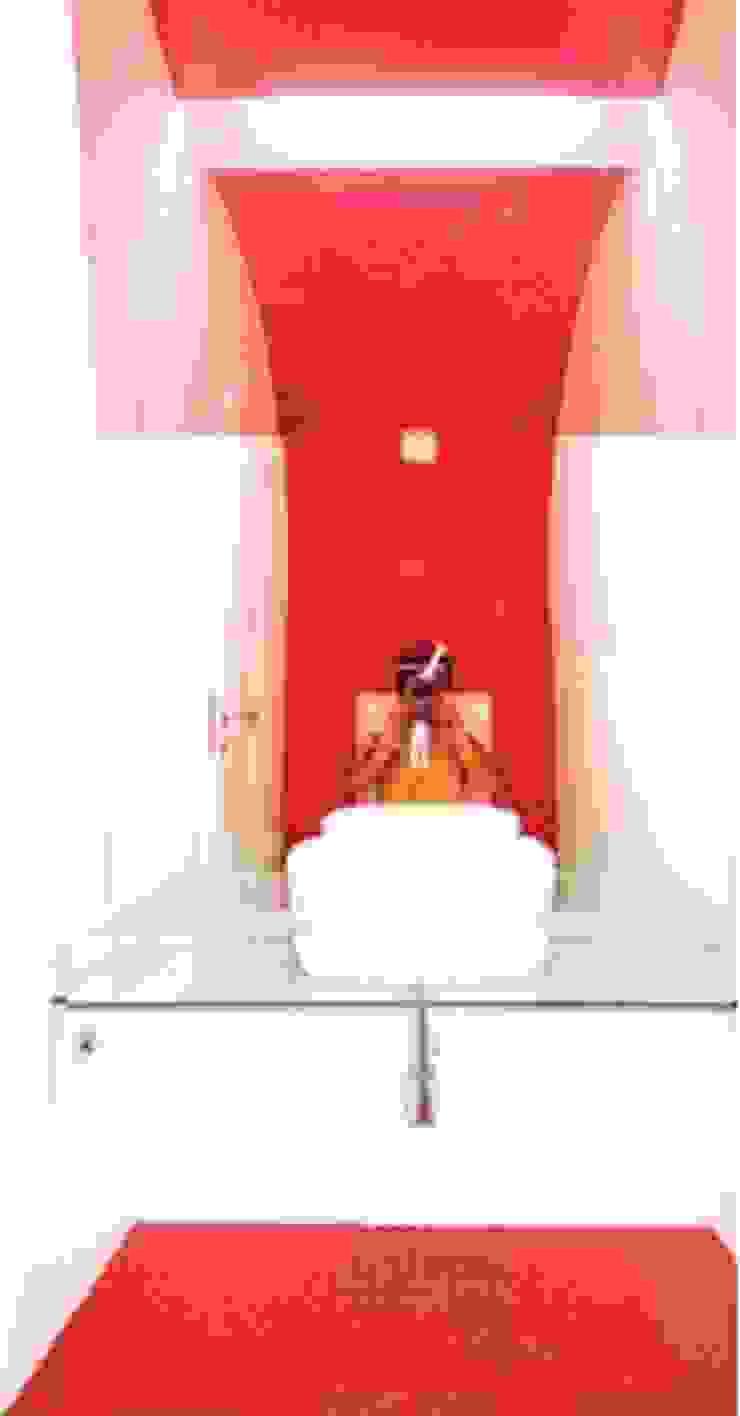 Baños de estilo moderno de Triplinfinito arquitetura, design e vídeo Lda Moderno