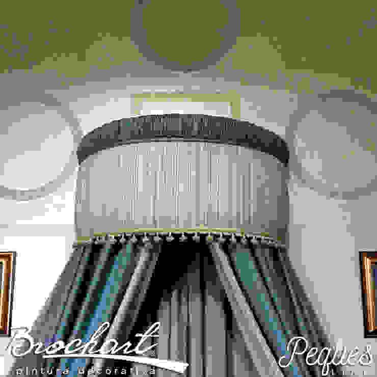 Técnica Composición de Círculos y Cuadros © de Brochart pintura decorativa Moderno