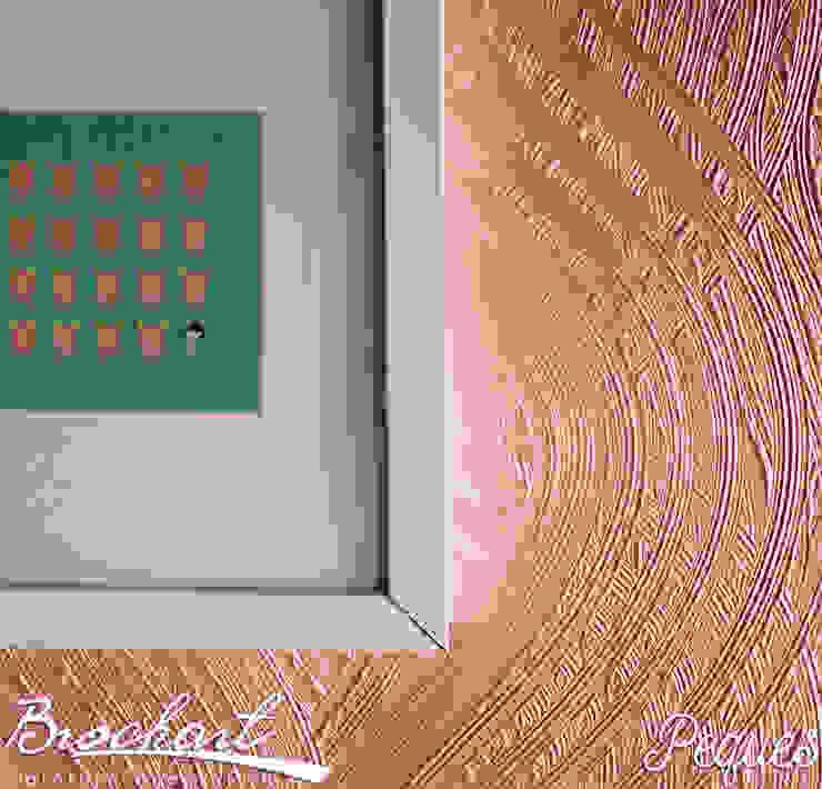 Técnica Infinito 3D © de Brochart pintura decorativa Moderno