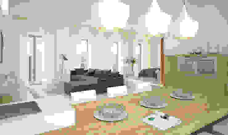 Dise o de viviendas modernas en m laga - Diseno de interiores malaga ...