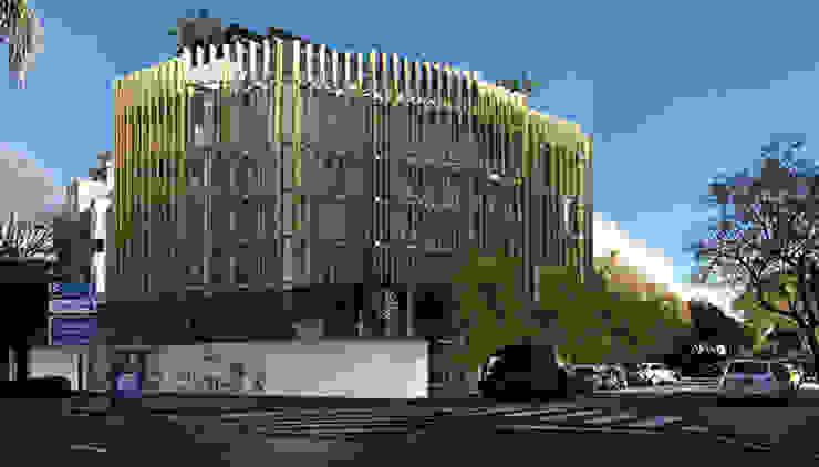 Diseño de apartamentos de lujo en Marbella de AVANTUM Moderno